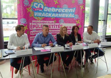 A 50-a editie a Carnavalului Florilor din nou la Oradea