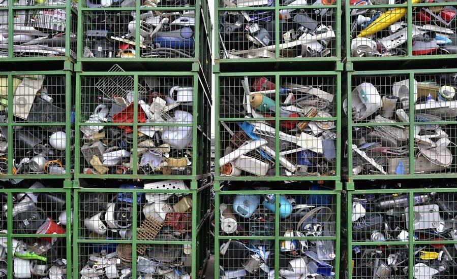 O noua actiune de colectare a deseurilor de echipamente electrice şi electronice (DEEE)
