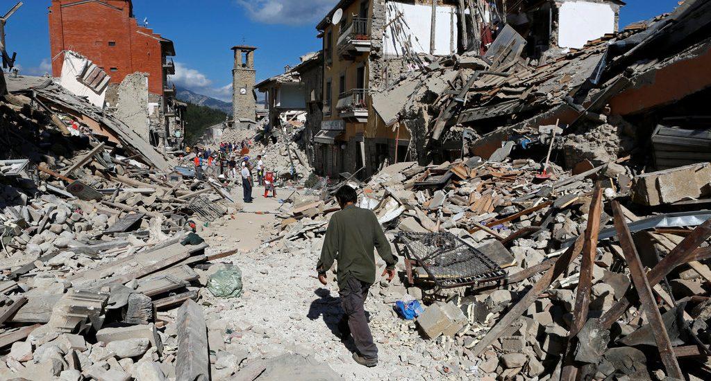 Blianţul românilor morţi în cutremurul din Italia a crescut la opt