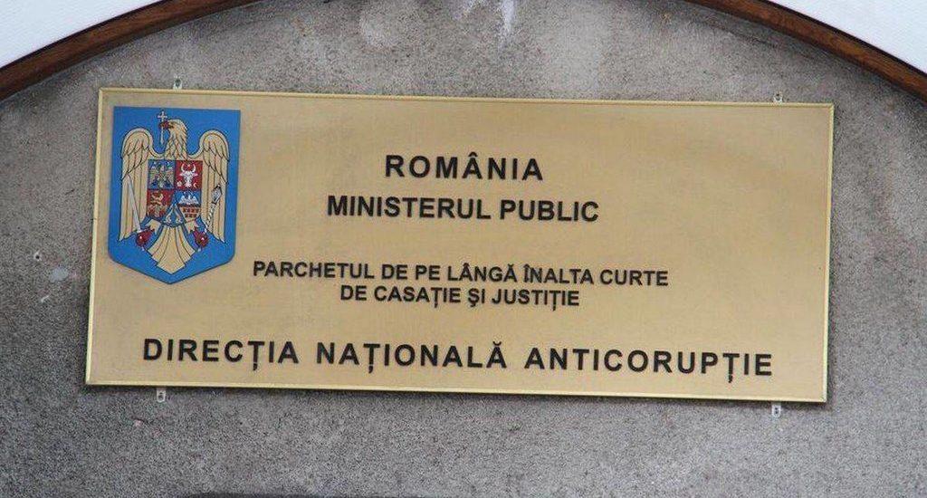 Agent de politie, retinut de DNA Oradea pentru luare de mita si trafic de influenta