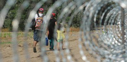 Viktor Orban: Ungaria va construi inca un gard in zona de frontiera
