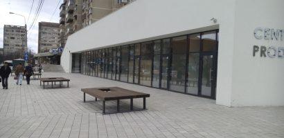 ADP realizeaza lucrari la Piata Rogerius, pentru a oferi conditii mai bune vanzatorilor si clientilor