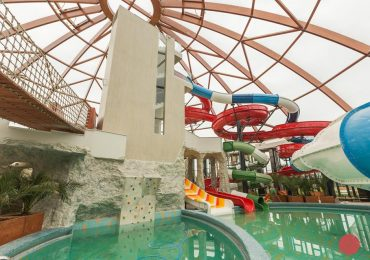 Aquaparkul Nymphaea Oradea