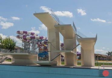 Aquaparkul Nymphaea Oradea bazin olimpic