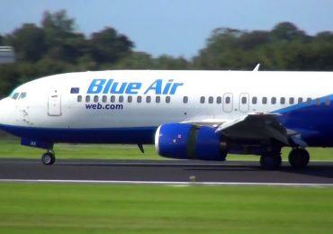 Precizari, venite de la Blue Air, in privinta cursei Oradea-Torino. Ce se intampla cu biletele cumparate