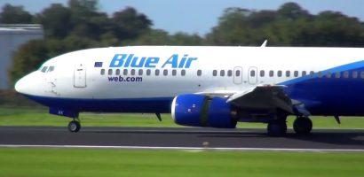 Blue Air confirma cursa Oradea-Constanta si anunta zboruri internationale de pe Aeroportul Oradea