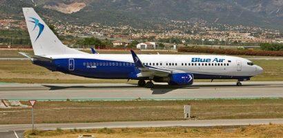 Blue Air anunta zboruri noi din Oradea, spre Bucuresti si Torino, cu legaturi spre Roma si Napoli