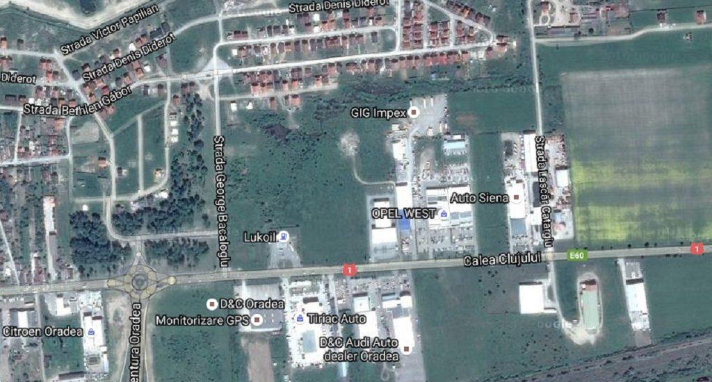 Licitatie pentru parcele de teren in Cartierul Tineretului din Oradea