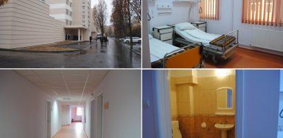 Alte doua etaje ale Centrului Oncologic Oradea au intrat in amenajare