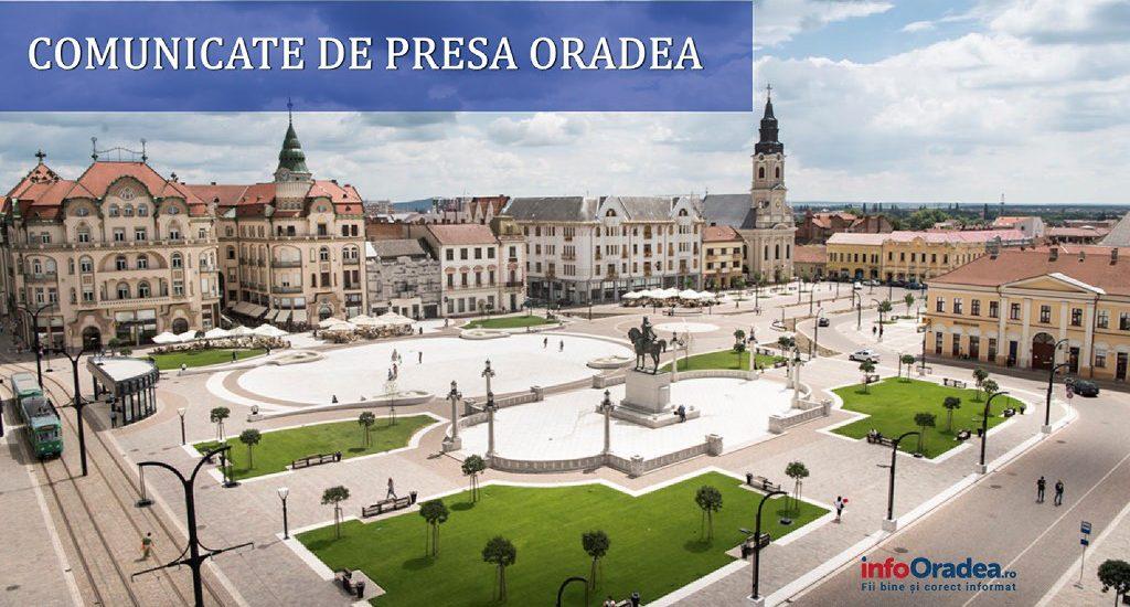 Comunicate de presa Oradea si judetul Bihor. Trimite un comunicat
