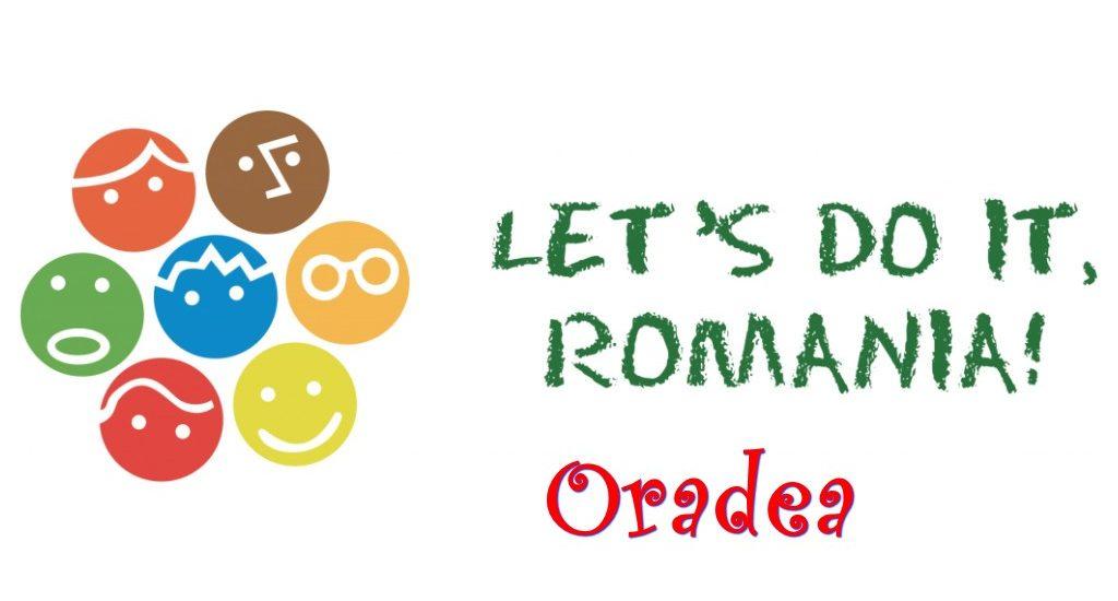 Let`s Do It Romania in Oradea. Sâmbăta voluntarii vor curăţa malurile Crisului Repede şi al Peţei