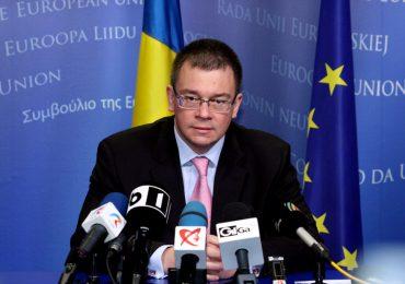 Directorul Serviciului de Informații Externe, Mihai-Răzvan Ungureanu, a demisionat din funcție.