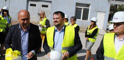 Ministrul Fondurilor Europene la Oradea: Primaria Oradea a avut mult curaj in accesarea fondurilor UE