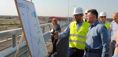 """Ministrul Transporturilor la Oradea: """"Pasajele construite la Oradea sunt un model pentru acest gen de proiecte care se fac in Romania"""""""