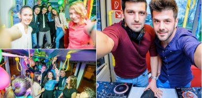 Un tramvai numit speranta, editia a II-a. Muzica, mancare si tombole, in scop caritabl