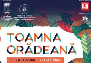 Program Toamna Oradeana 2016. Distractie, surprize si muzica buna