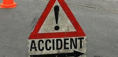 4 accidentati, din care 1 minor de 7 ani, intr-un accident la Osorhei