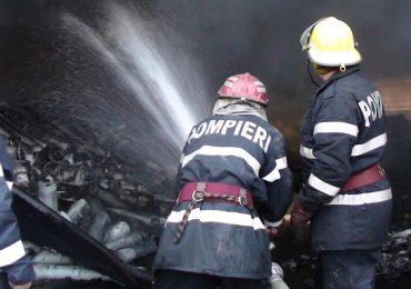 Incendiu la un restaurant cunoscut din Oradea. Pagube insemnate