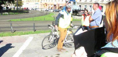 """Castigatorii """"Cursei urbane"""" din cadrul Săptămânii Europene a Mobilităţii"""