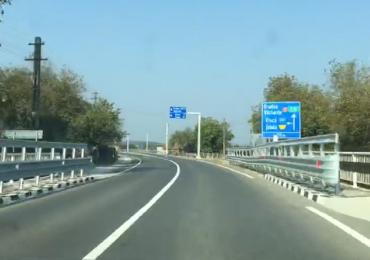 Ministrul Buse din nou in inspectie pe DN76, Oradea – Deva