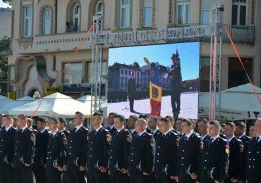 Ziua Pompierilor din Romania. 13 septembrie 2017, 169 de ani de la luptele din Dealul Spirii.