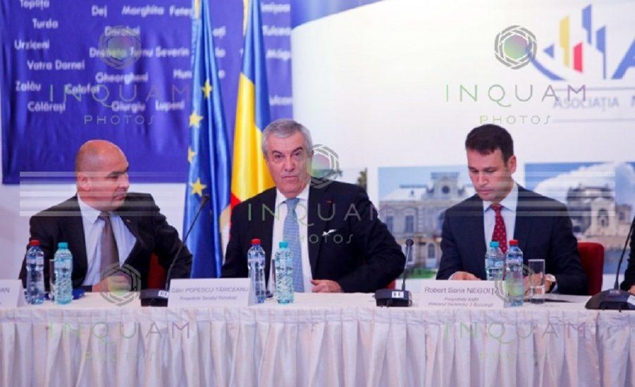 Ilie Bolojan reales Presedinte Executiv al Asociației Municipiilor din România