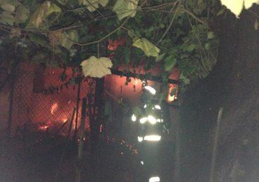 Incendiu Clujului 18 octombrie Oradea