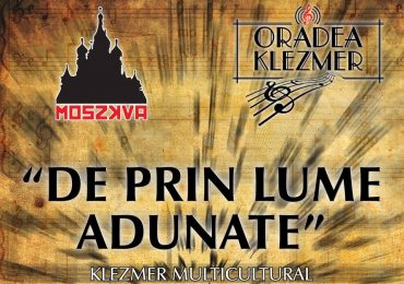 Oradea Klezmer un nou concert in 26 octombrie, in cadrul Infinite Dance Festival