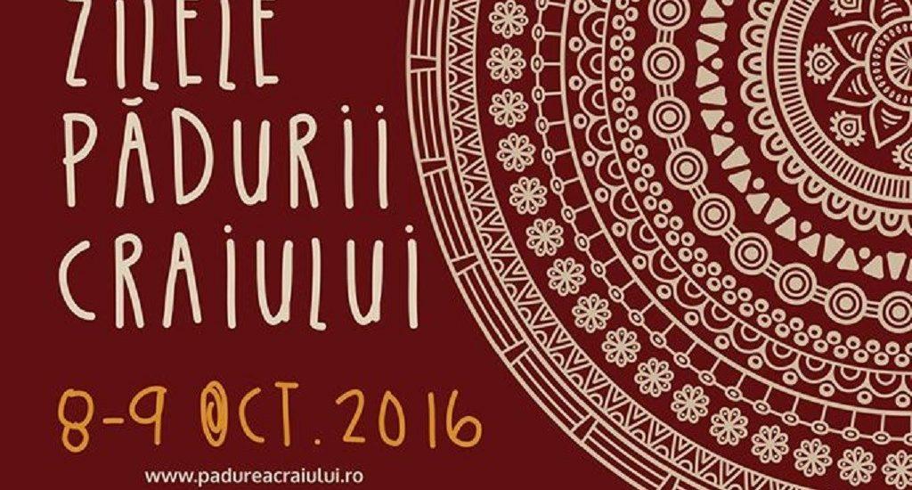 Programul evenimentului Zilele Pădurii Craiului 2106, 8-9 octombrie la Rosia, jud. Bihor