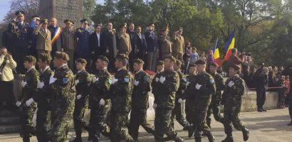 Ziua Armatei Romane – 25 octombrie 1944-2016, 72 de ani de la reintregrea Romaniei