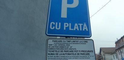 Primaria desfiinteaza mai multe parcari cu plata din centru, în vederea descongestionării traficului