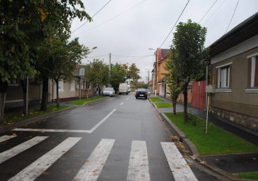 12 strazi din cartierul Iosia au fost complet reabilitate sau modernizate. FOTO