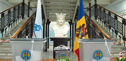 Studentii moldoveni vor circula gratis, cu trenul, pentru a vota duminica 13 noiembrie, pe teritoriul Romaniei