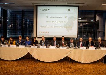 """Continua programul transfrontalier V-A România-Ungaria, sub deviza """"SĂ CONTINUĂM COOPERAREA!"""""""