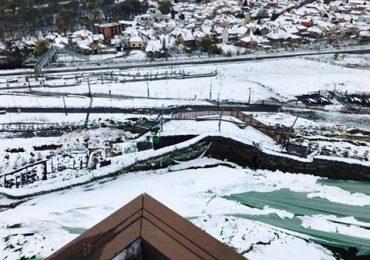 Ciuperca alunecari de teren noiembrie 2016