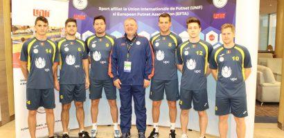 Au inceput campionatele Mondiale de Futnet, Brno 2016, la care participa si echipa Romaniei