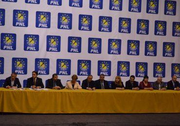 Lansare candidati PNL Bihor
