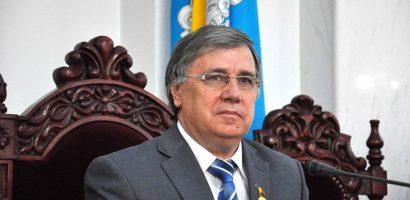 Academicianul Nicolae Dabija, Doctor Honoris Causa al Universităţii din Oradea