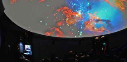 Robotul Curiosity și Galileo Galilei vin la Oradea, în primul planetariu mobil din România