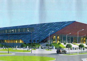Proiectul noii sali de sport din Oradea a fost aprobat. Vezi cum va arata
