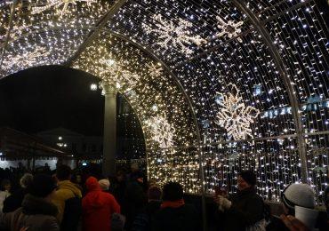Targul de Craciun Oradea 2016 poze foto