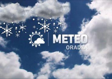 COD GALBEN de vreme geroasa in Oradea. Cum va fi vremea in saptamana 9-15 ianuarie
