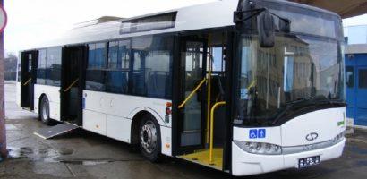 Modificari la traseul liniei 25 de autobuz, in Oradea