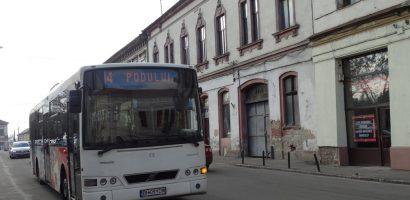 Devieri ale liniilor de autobuz, 12 si 14, luni 26.06, cu ocazia Zilei Drapelului