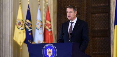 Iohannis le-a transmis presedintilor Parlamentului o scrisoare privind procedura declansarii referendumului