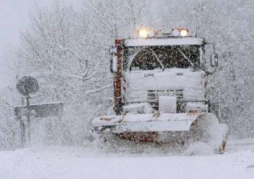 Mai multe drumuri din judet sunt deja inchise, din cauza conditiilor vitrege de vreme