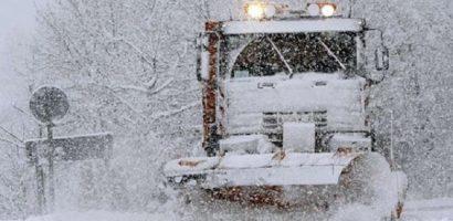 AVERTIZARE METEO! Cod Galben de ninsori abundente in zona inalta a judetului Bihor