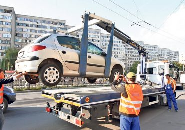 De la 1 februarie masinile parcate ilegal, in Oradea, vor fi ridicate. Unde vor fi ele duse