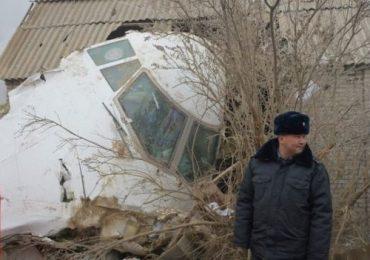 Accident aviatic Kargastan