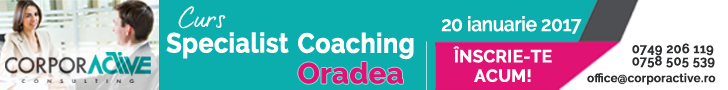 Curs specialist coaching